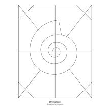 """STICKitGREEK_18"" Modern design of a snail, made by Elias Dekoulakos / Μοντέρνο σχέδιο σαλιγκαριού, του Ηλία Δεκουλάκου."